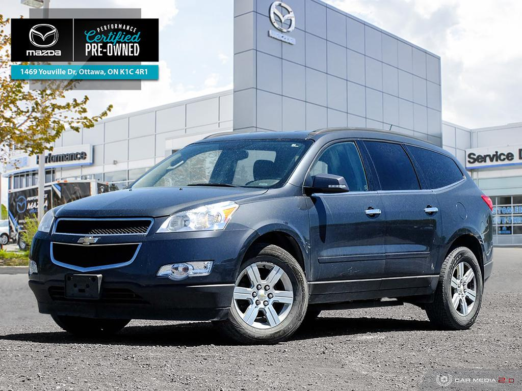 Certified Pre-Owned 2010 Chevrolet Traverse 1LT