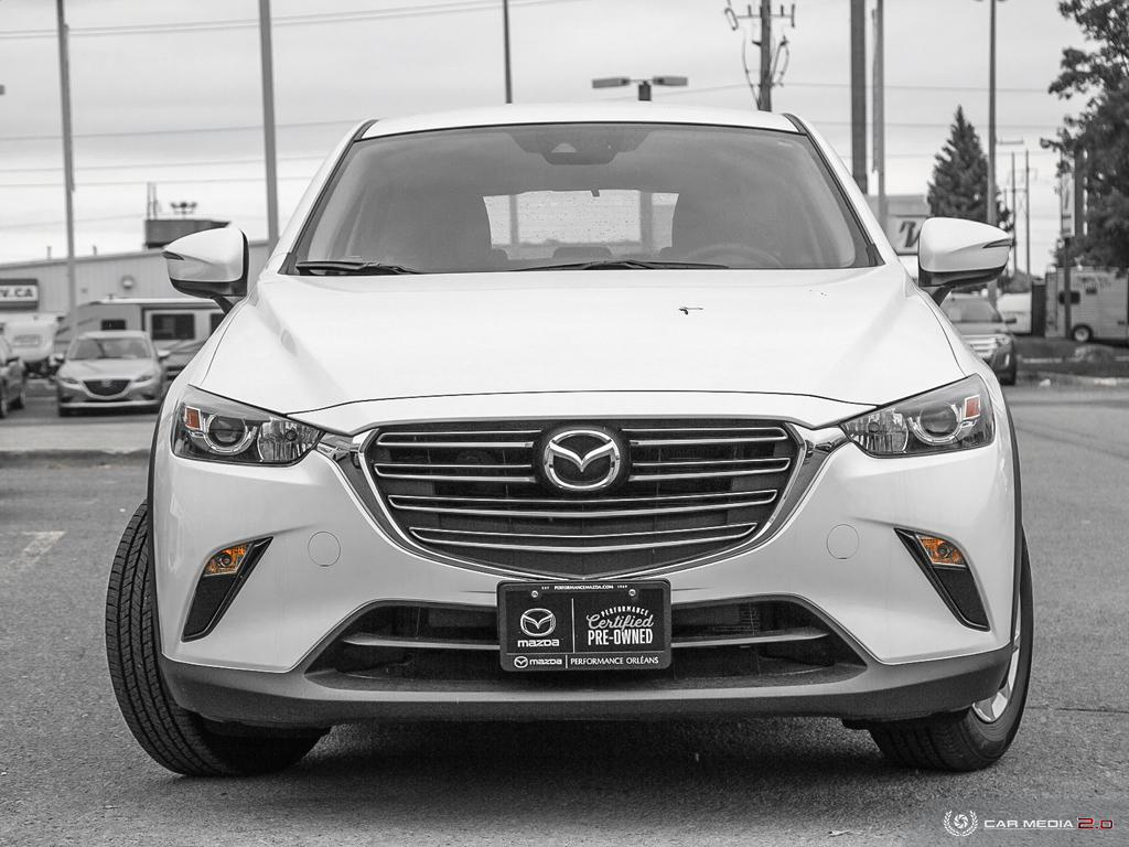 Pre-Owned 2019 Mazda CX-3 GS