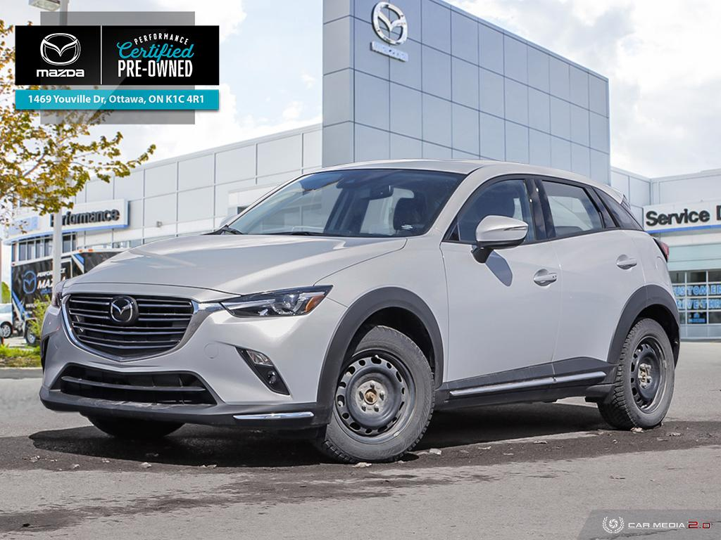 Certified Pre-Owned 2019 Mazda CX-3 GT
