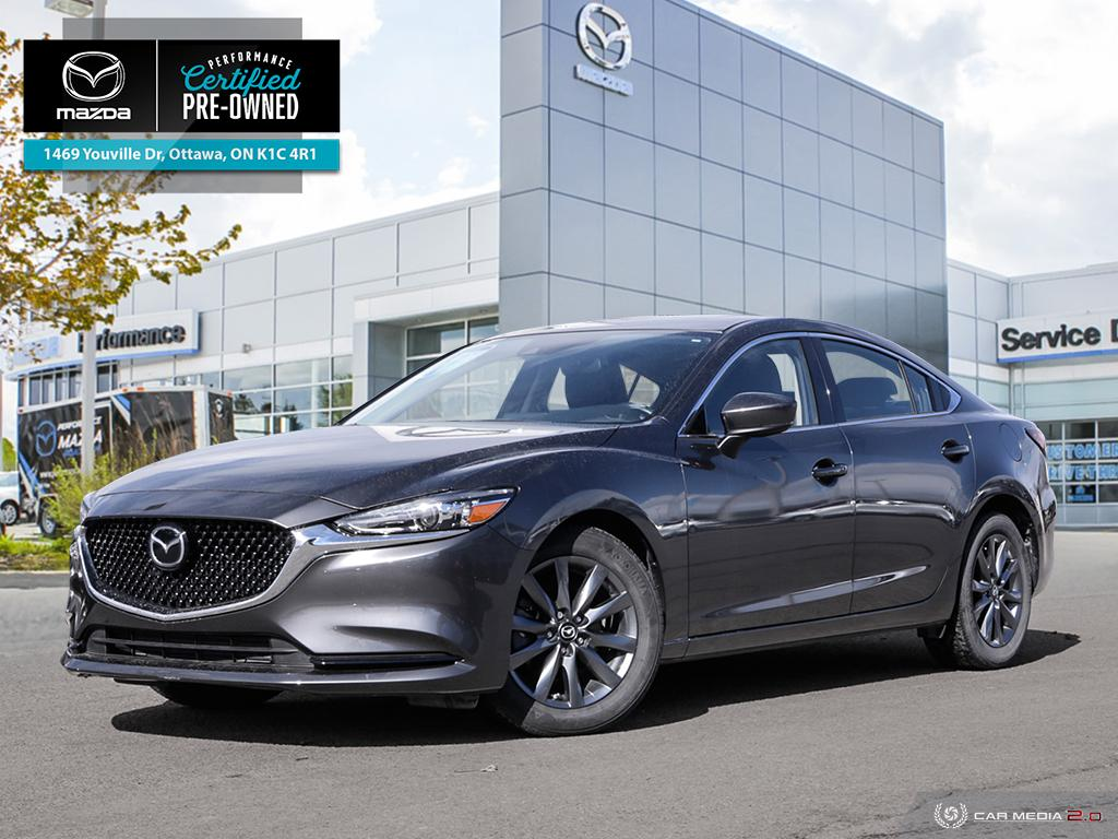 Certified Pre-Owned 2018 Mazda6 GS-L
