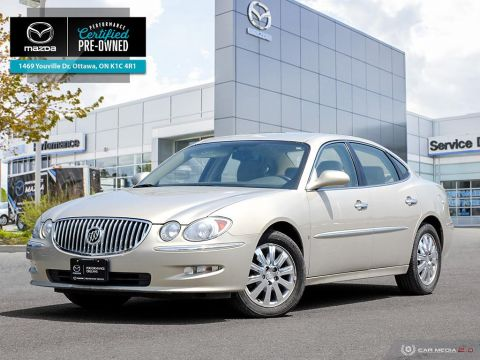 Certified Pre-Owned 2009 Buick Allure CXL