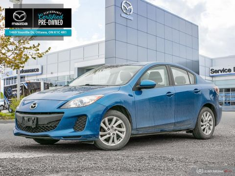 Pre-Owned 2012 Mazda3 GS Touring