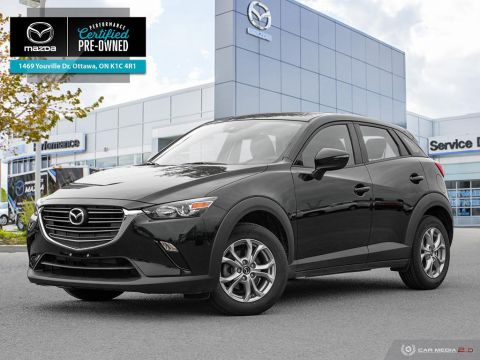 Certified Pre-Owned 2019 Mazda CX-3 GS