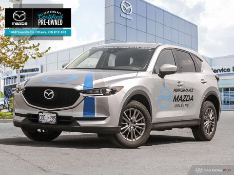 Certified Pre-Owned 2018 Mazda CX-5 GX