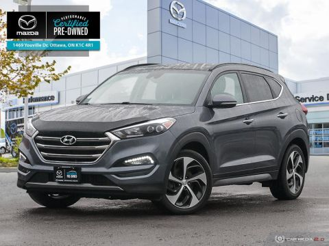 Certified Pre-Owned 2016 Hyundai Tucson Ultimate